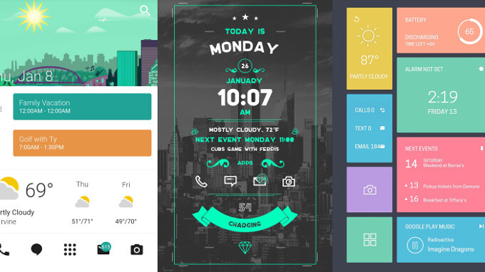 Zooper - Best Android apps
