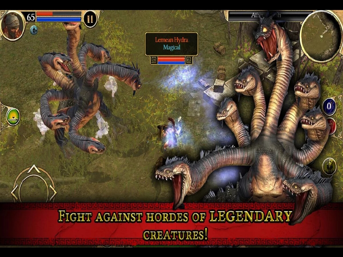 titan quest is an rpg of massive scale that fans of greek