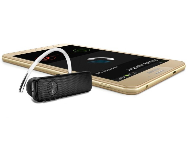 Самсунг Galaxy JMAX— 7-дюймовый смартфон