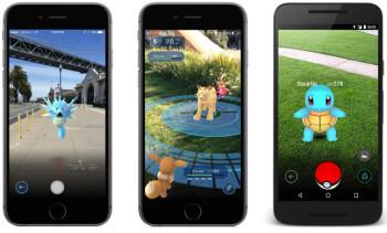 Особенности игры и уровнив Pokemon GO