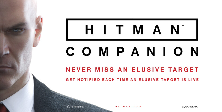 New Hitman Companion app for Android and iOS will tell gamers all about their next assassination target in advance