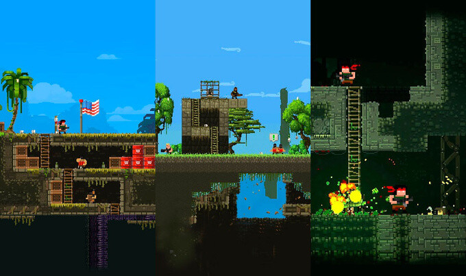Broforce - Best new Android and iPhone games (July 5th - July 11th)
