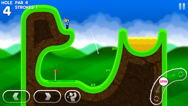 Super Stickman Golf 3 - Best new Android and iPhone games (July 5th - July 11th)