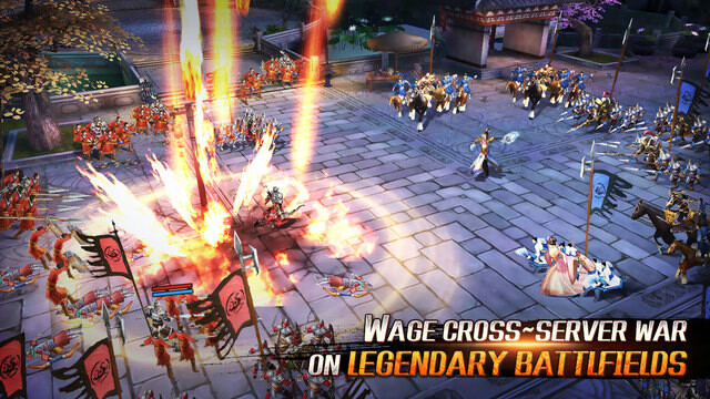 Kingdom Warriors - Best new Android and iPhone games (July 5th - July 11th)