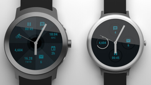 Google's Android Wear smartwatches could look like these renders