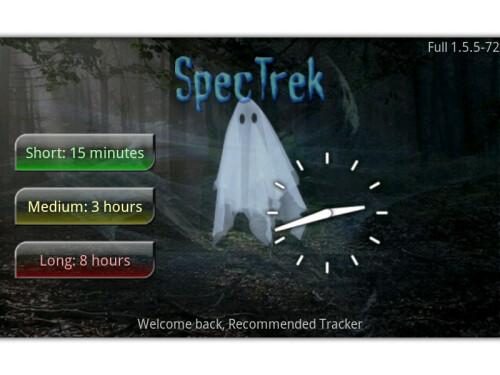 SpecTrek gallery