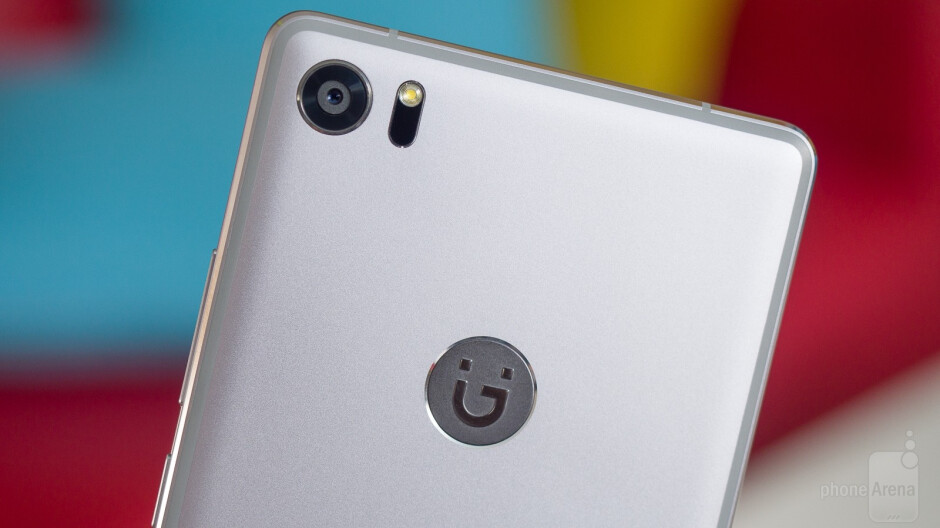 Gionee is about to follow up the S8 smartphone (pictured) with a business-oriented handset - Gionee preparing M6 business smartphone with embedded security chip