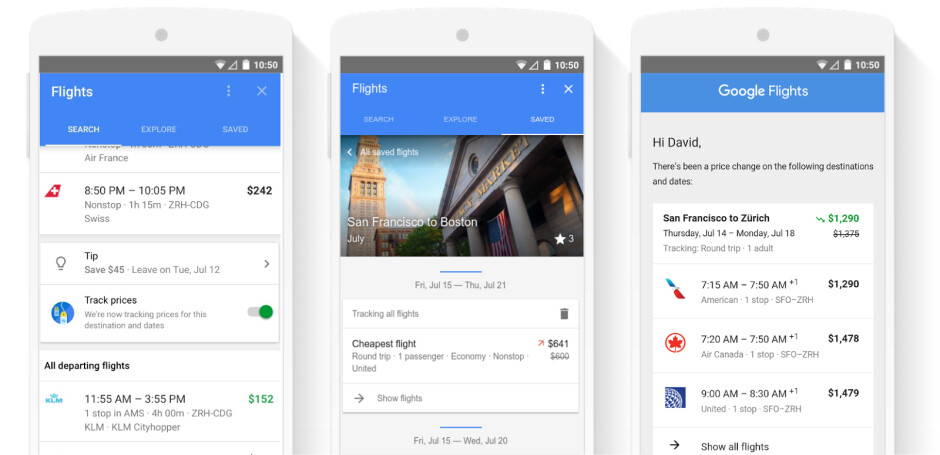 Google will make it easier to plan the perfect trip for the right price