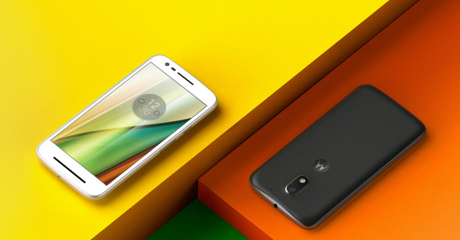 The Motorola Moto E3 is now official - Motorola Moto E3 unveiled; entry-level device to launch this September in the U.K.
