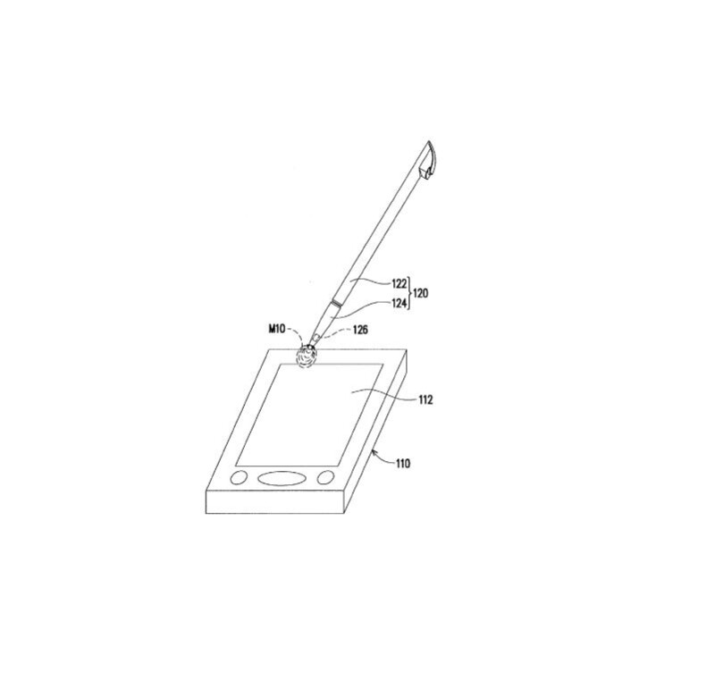 HTC patents stylus for capacitive touchscreens