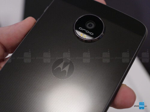 Moto Z Droid and Moto Z Force Droid