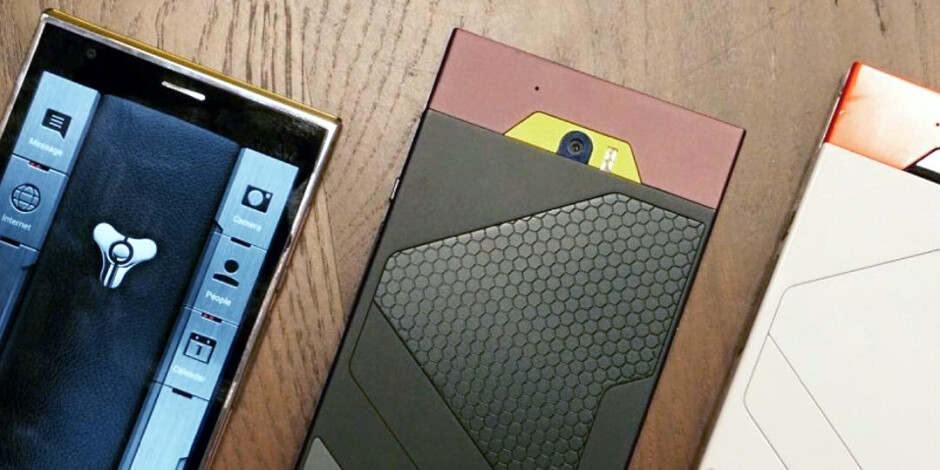 Turing Phone now shipping to early backers, missing waterproofing and Bluetooth headset