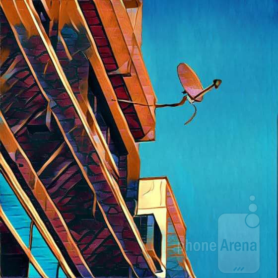 All about framing. A good composition is all you need. Sometimes, at least. - Prisma: Turning mundane photos into beautiful works of art