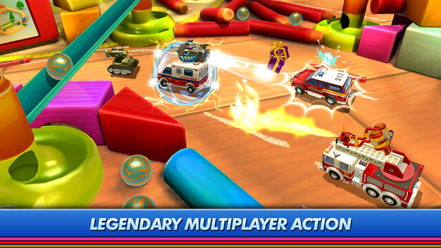 Micro Machines - Best new Android and iPhone games (July 12th - July 18th)