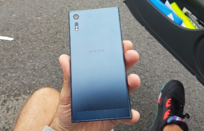 This is Sony's next flagship - the Xperia F8331 leaks in clear pictures, new design in tow