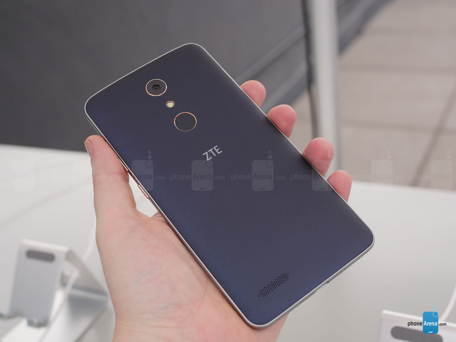 has lot zte zmax water damage mobile operators have