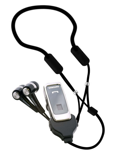 WEP870 - The new Bluetooth headset by Samsung – something for everyone