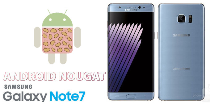 There is a chance that the Galaxy Note 7 may come with Android 7 Nougat