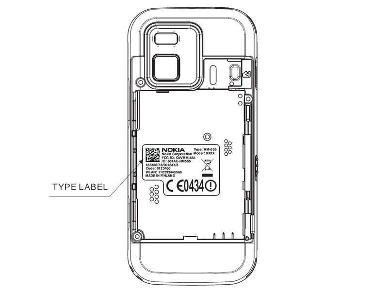 Could this be the Nokia N97 Mini? - Nokia N97 Mini hits the FCC?