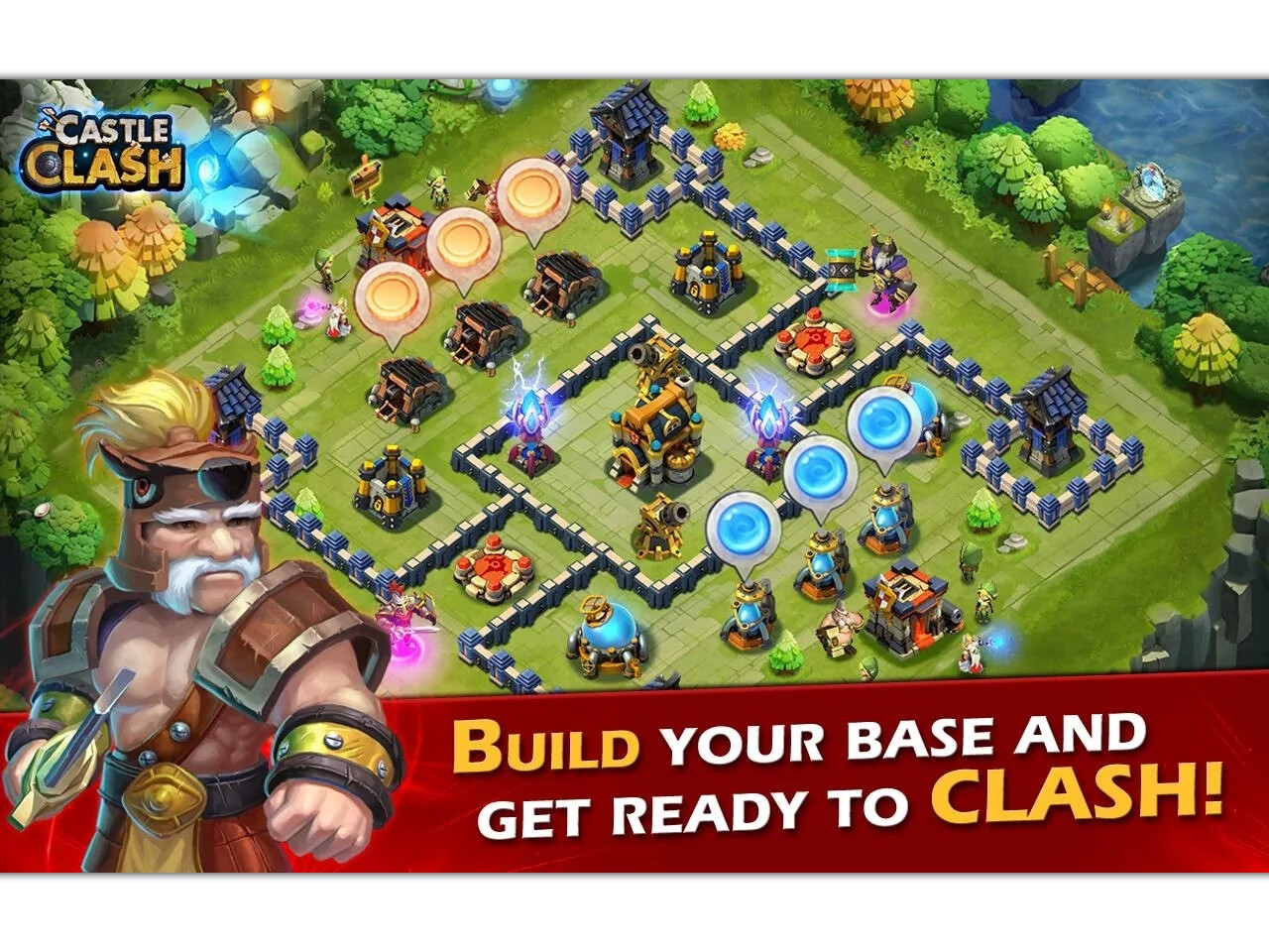 clash of clans game free download for java mobile