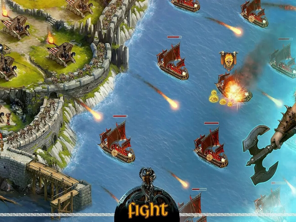 Vikings War of Clans разработчики