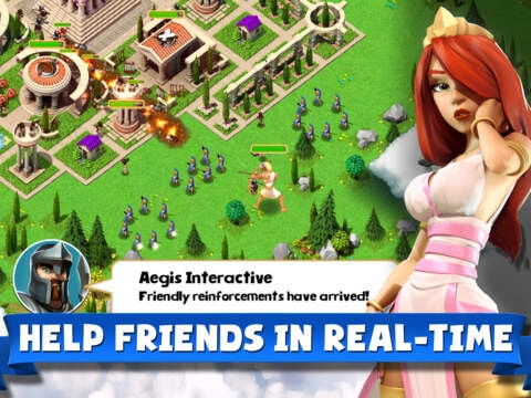 10 Quality Games Like Clash Of Clans For All You World