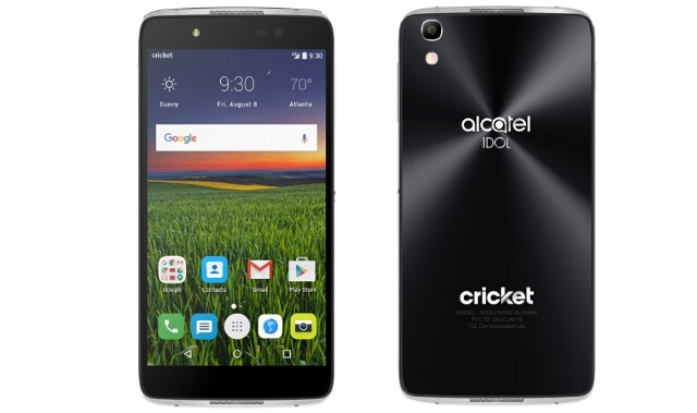 Alcatel Idol 4 launches on Cricket next month, VR goggles included