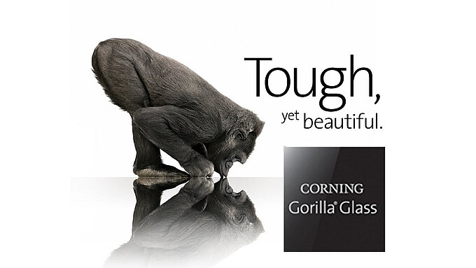 Corning's Gorilla Glass 5 will protect future flagship phones against drops from up to 1.6 meters
