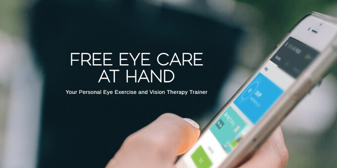 Eye Exercises app does the impossible, turns your glowing smartphone screen into a vision aid