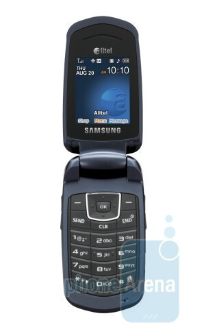 The Samsung Glint for Alltel - The Samsung Glint for Alltel delivers basic functionality