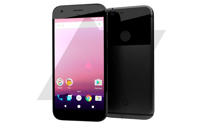 2016 Google Nexus phone renders - Most anticipated upcoming phones in the second half of 2016
