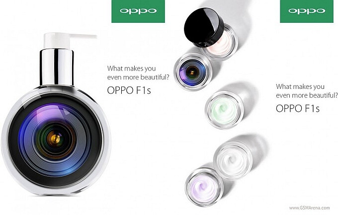 Upcoming Oppo F1s said to come with an insane selfie camera