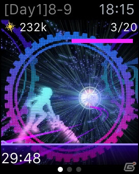 Square Enix teases Apple Watch exclusive role-playing game Cosmos Rings