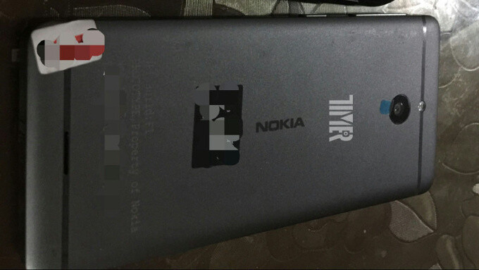 Leaked picture of a Nokia Android phone - Most anticipated upcoming phones in the second half of 2016