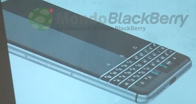 Leaked picture of another upcoming BlackBerry phone, the BlackBerry Roma - Most anticipated upcoming phones in the second half of 2016