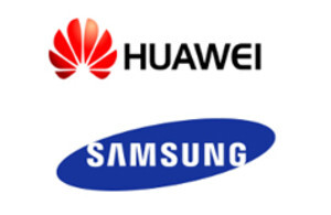 Samsung vs. Huawei patent war continues: Samsung fires back