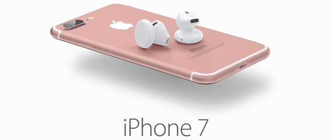 German analysts believe you won't get to see these EarPods when you un-box the new iPhone 7 - Deutsche Bank analysts report Apple will bundle a Lighting to 3.5mm jack converter with the iPhone 7