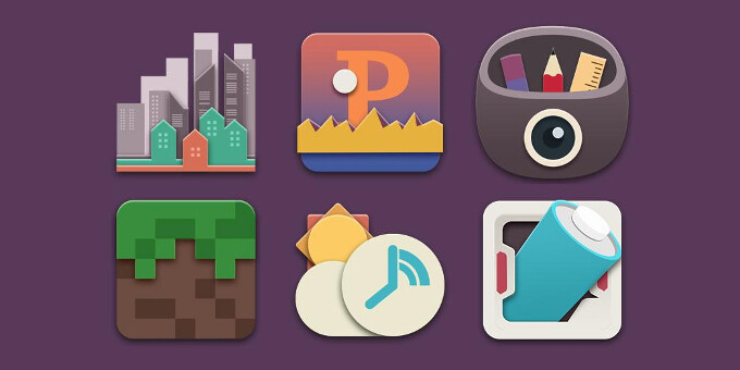 Best new Android icon packs (July 2016) #2