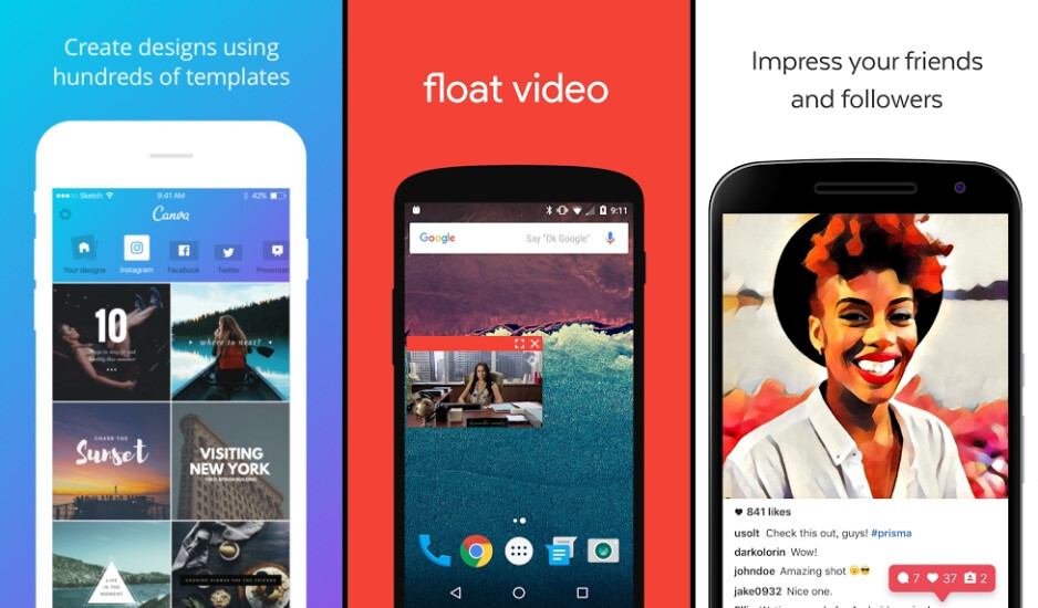 Best new Android and iPhone apps (July 19th - July 25th)
