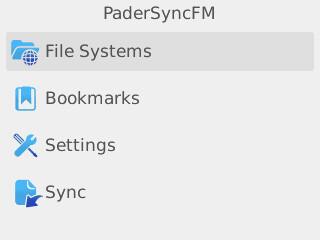 PadeSyncFM - Several interesting apps for BlackBerry