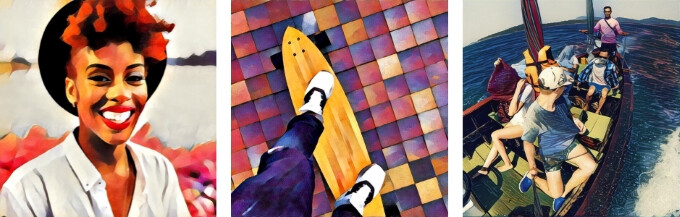 Prisma app for Android gets updated fast with a 'Save' button for your photos turned artworks