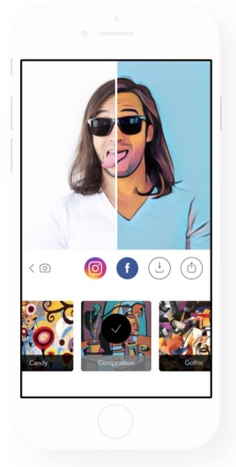 Just Prisma doing its thing - Prisma app for Android gets updated fast with a 'Save' button for your photos turned artworks