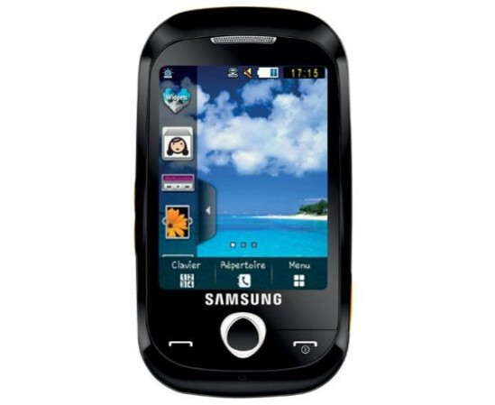 Samsung S3650 Corby - The Samsung S3650 got itself a nickname and pictures, the M2520 has been revealed