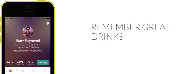 Swig turns your smartphone into the best, most knowledgeable drinking buddy out there