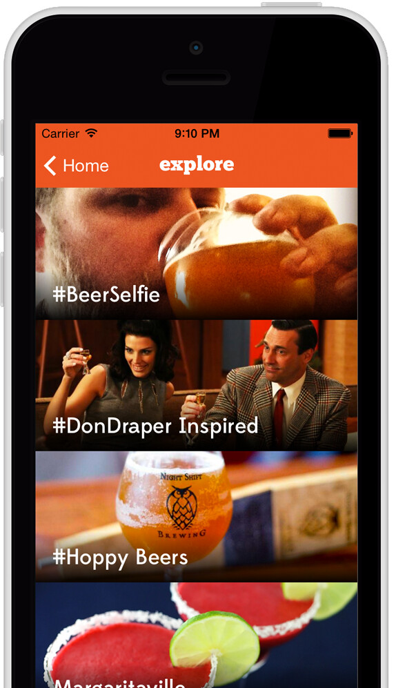 Welcome to the world of cultured drinking! - Swig turns your smartphone into the best, most knowledgeable drinking buddy out there