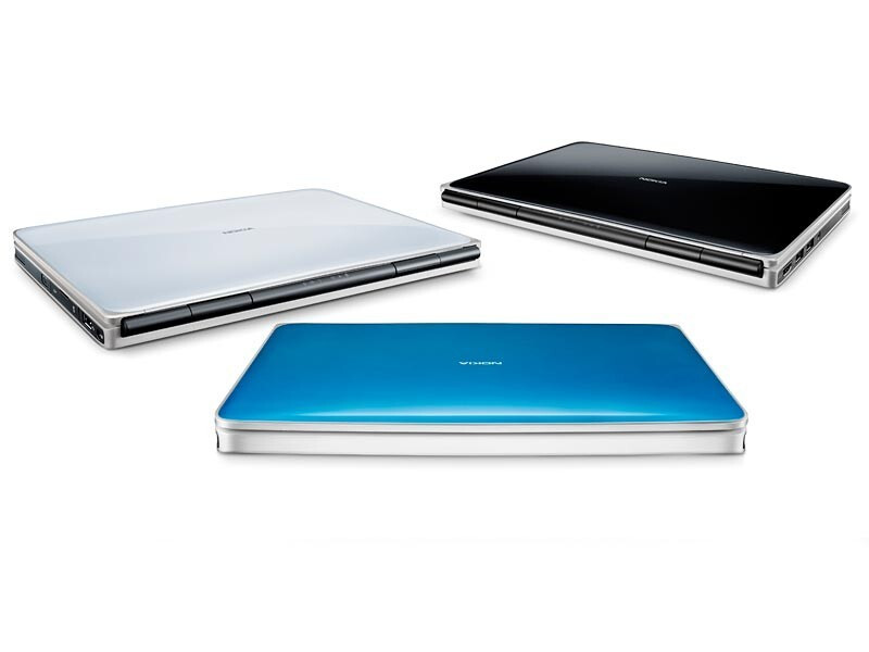 Updated: Nokia enters the notebook business with the Booklet 3G