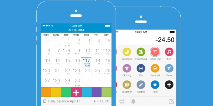 Spend wisely – 5 fine expense tracker apps for Android and iOS