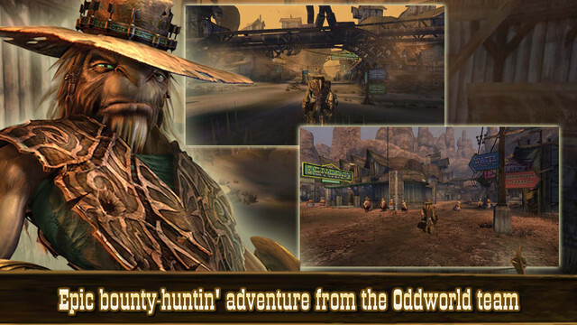 Oddworld: Munch's Oddysee and Oddworld: Stranger's Wrath are discounted 66% down to $0.99