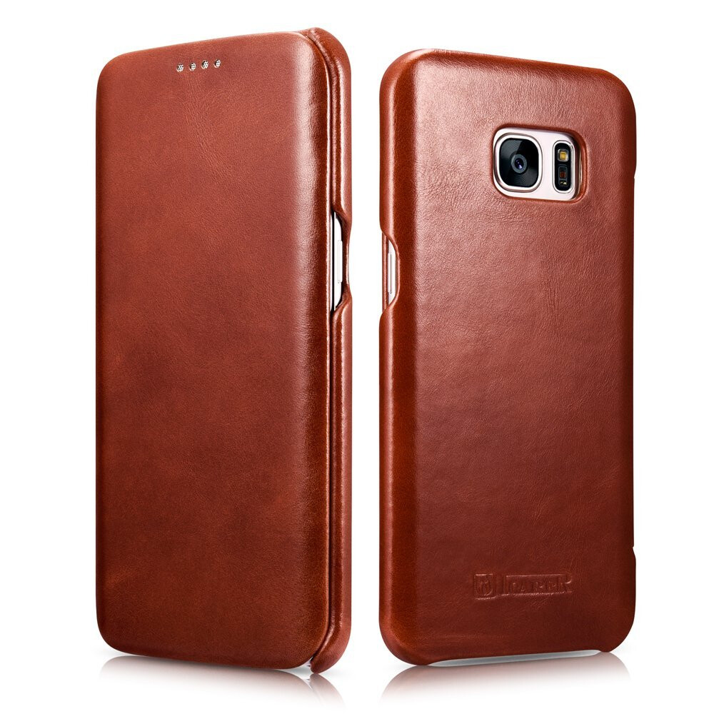 great leather cases for the Samsung Galaxy S7 edge
