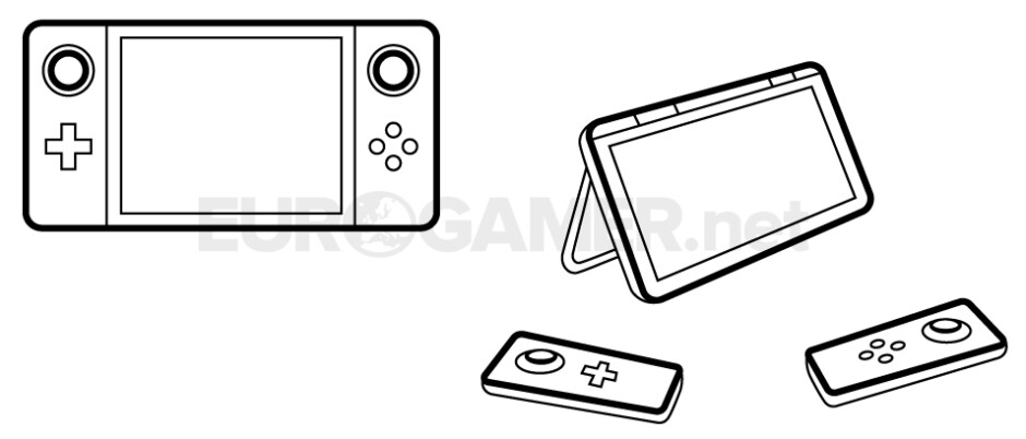 The Nintendo NX has detachable controllers and connects to a Smart TV - Nintendo's upcoming NX games console is powered by Nvidia's Tegra mobile SoC